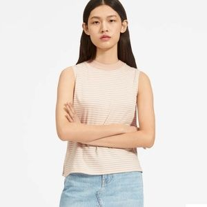 Everlane The Cotton Mocknect Muscle Tank